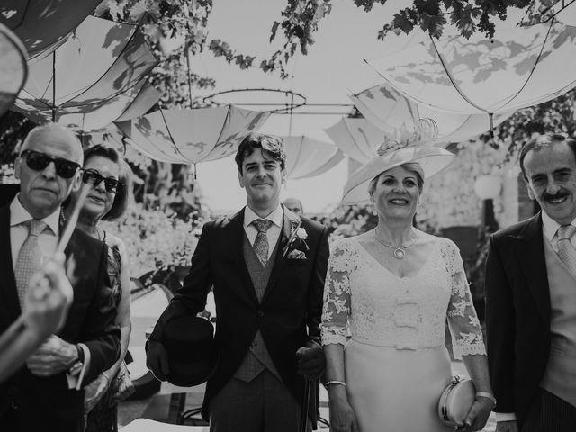 La boda de Jesús y Amparo en Ballesteros De Calatrava, Ciudad Real 31