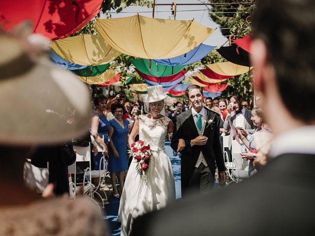 La boda de Jesús y Amparo en Ballesteros De Calatrava, Ciudad Real 32
