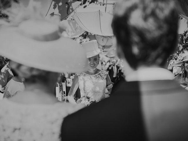 La boda de Jesús y Amparo en Ballesteros De Calatrava, Ciudad Real 33