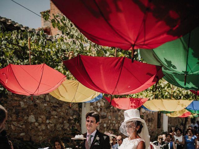 La boda de Jesús y Amparo en Ballesteros De Calatrava, Ciudad Real 34