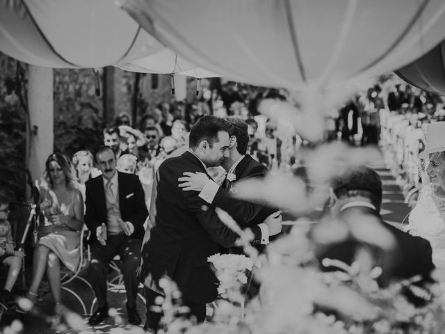 La boda de Jesús y Amparo en Ballesteros De Calatrava, Ciudad Real 37