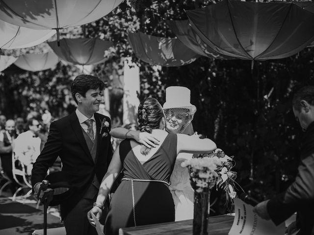 La boda de Jesús y Amparo en Ballesteros De Calatrava, Ciudad Real 38