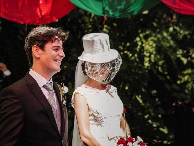 La boda de Jesús y Amparo en Ballesteros De Calatrava, Ciudad Real 39