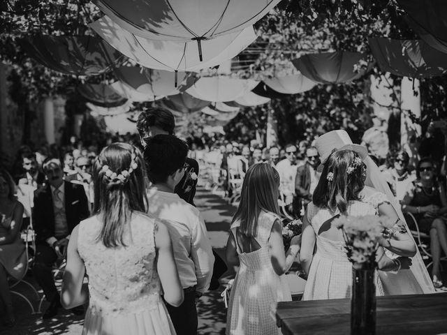 La boda de Jesús y Amparo en Ballesteros De Calatrava, Ciudad Real 40