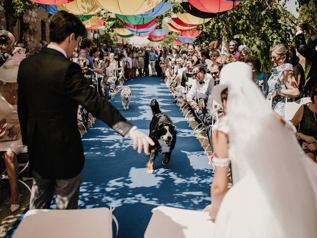 La boda de Jesús y Amparo en Ballesteros De Calatrava, Ciudad Real 41