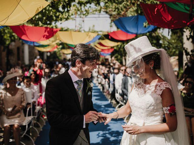 La boda de Jesús y Amparo en Ballesteros De Calatrava, Ciudad Real 42