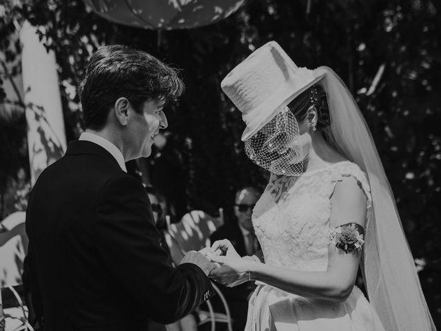 La boda de Jesús y Amparo en Ballesteros De Calatrava, Ciudad Real 43