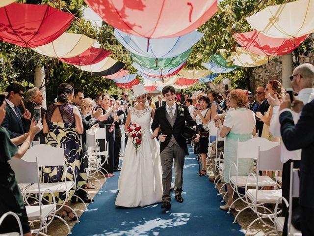La boda de Jesús y Amparo en Ballesteros De Calatrava, Ciudad Real 46