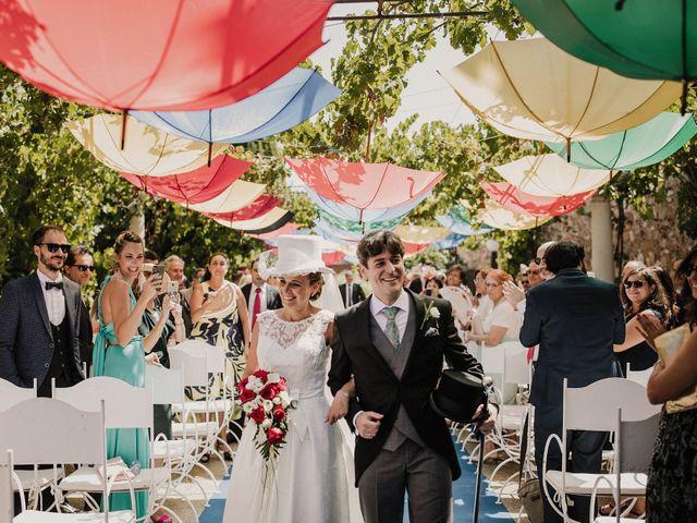 La boda de Jesús y Amparo en Ballesteros De Calatrava, Ciudad Real 47