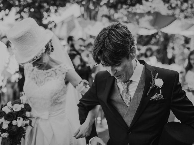 La boda de Jesús y Amparo en Ballesteros De Calatrava, Ciudad Real 48
