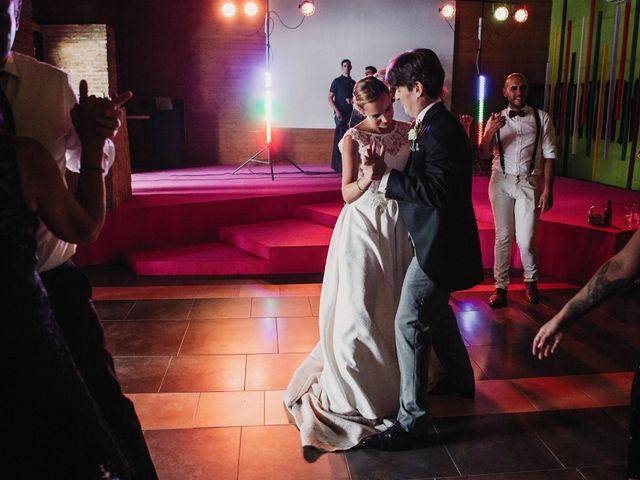 La boda de Jesús y Amparo en Ballesteros De Calatrava, Ciudad Real 66