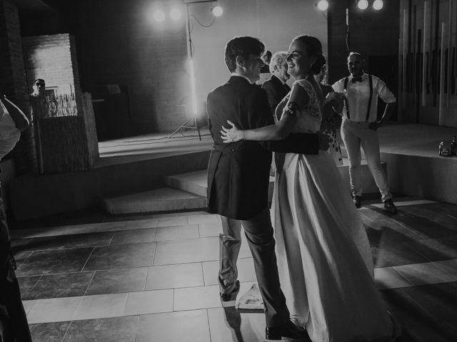 La boda de Jesús y Amparo en Ballesteros De Calatrava, Ciudad Real 67