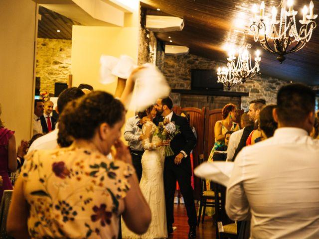 La boda de Ramón y Eva en Cambre, A Coruña 2