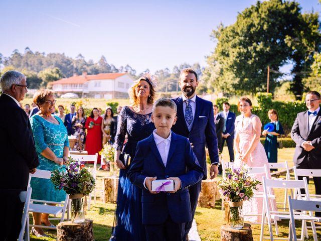 La boda de Ramón y Eva en Cambre, A Coruña 14