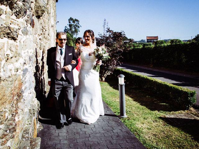 La boda de Ramón y Eva en Cambre, A Coruña 15