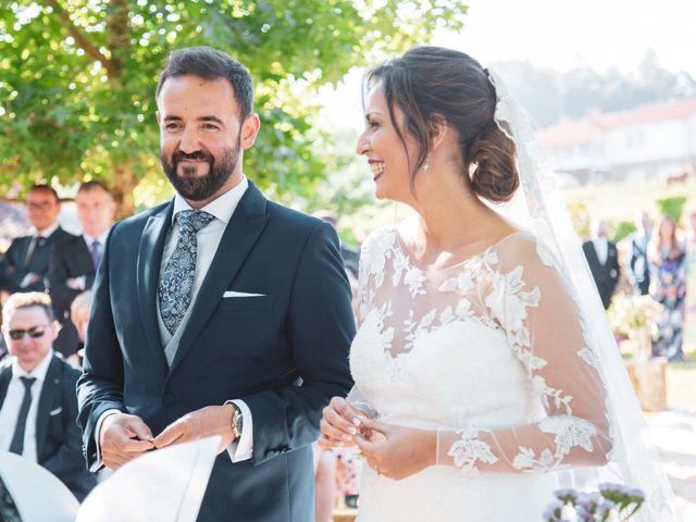 La boda de Ramón y Eva en Cambre, A Coruña 17