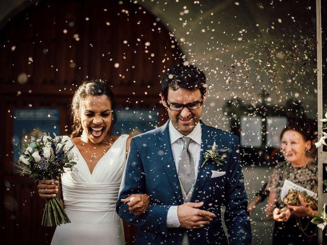 La boda de Dahiana y Roberto