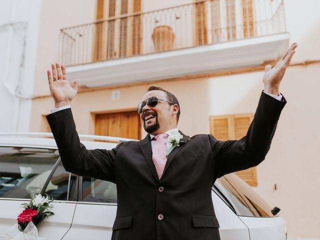 La boda de Sergio y Mónica en Santa Maria (Isla De Ibiza), Islas Baleares 28