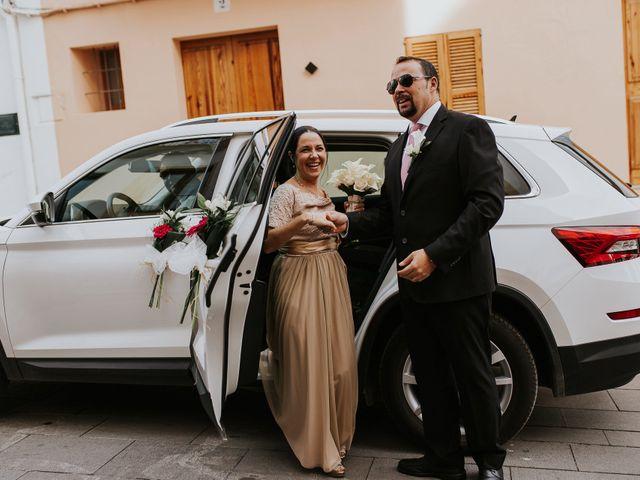 La boda de Sergio y Mónica en Santa Maria (Isla De Ibiza), Islas Baleares 29