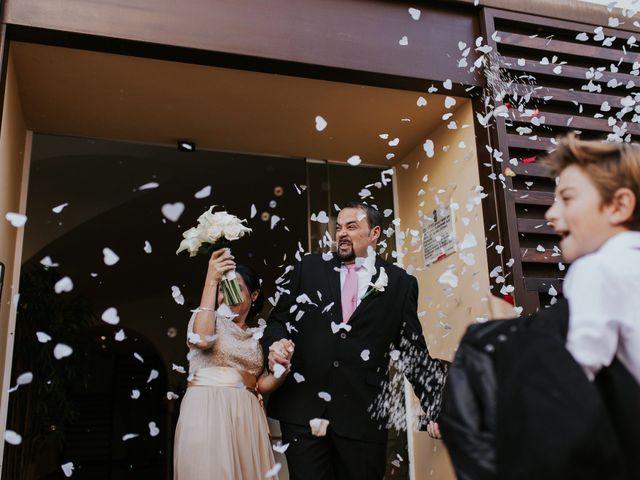 La boda de Sergio y Mónica en Santa Maria (Isla De Ibiza), Islas Baleares 38