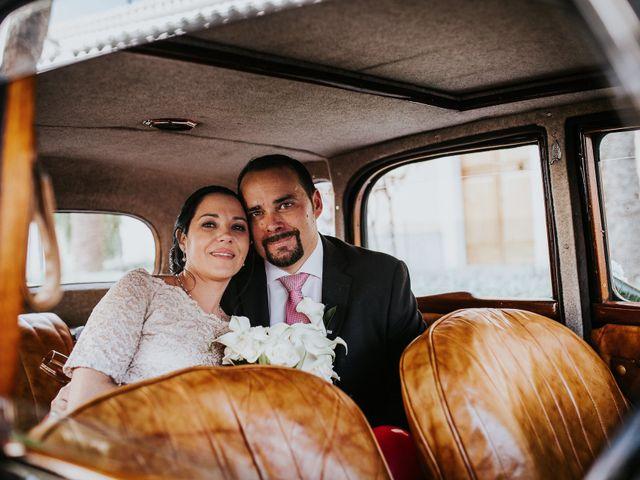 La boda de Sergio y Mónica en Santa Maria (Isla De Ibiza), Islas Baleares 41