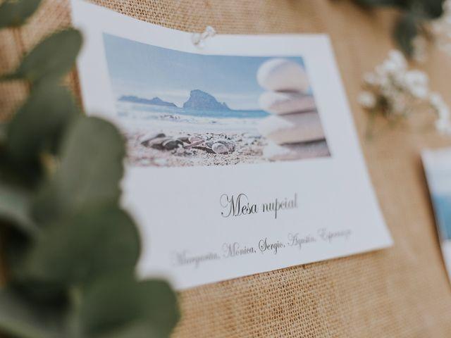 La boda de Sergio y Mónica en Santa Maria (Isla De Ibiza), Islas Baleares 45