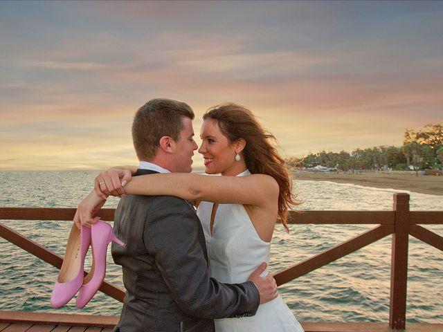 La boda de Lydia y Jose Luis
