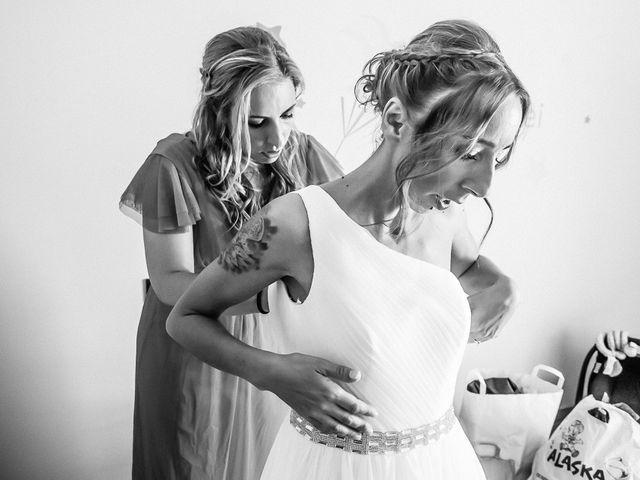 La boda de adrián y Jennifer en Quejana, Álava 11