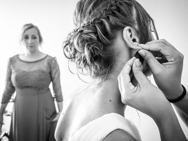 La boda de adrián y Jennifer en Quejana, Álava 12