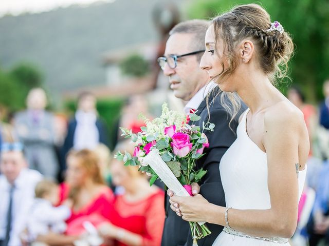 La boda de adrián y Jennifer en Quejana, Álava 15