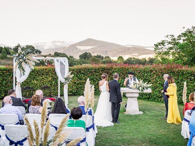La boda de adrián y Jennifer en Quejana, Álava 16