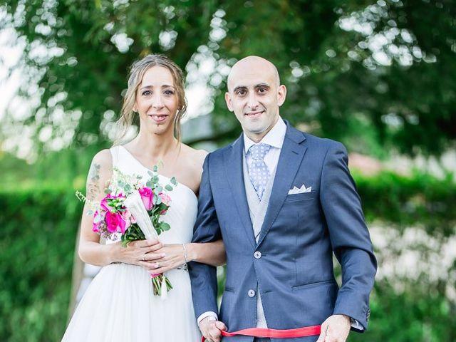La boda de adrián y Jennifer en Quejana, Álava 18