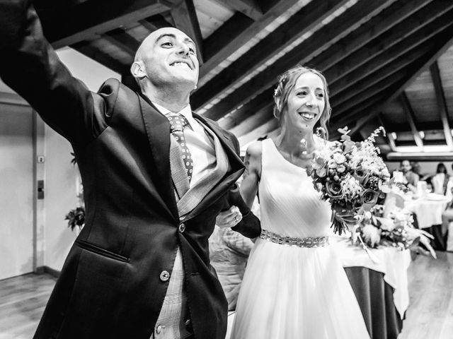 La boda de adrián y Jennifer en Quejana, Álava 25