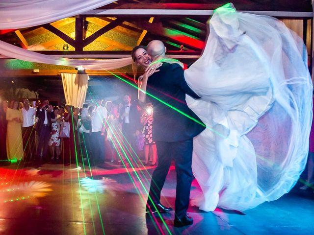 La boda de adrián y Jennifer en Quejana, Álava 31