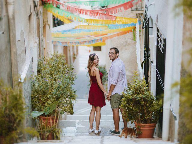 La boda de Mario y Ainhoa en Cartagena, Murcia 1