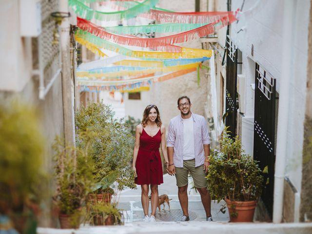 La boda de Mario y Ainhoa en Cartagena, Murcia 4