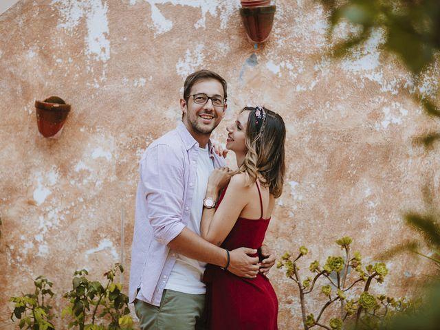 La boda de Mario y Ainhoa en Cartagena, Murcia 9