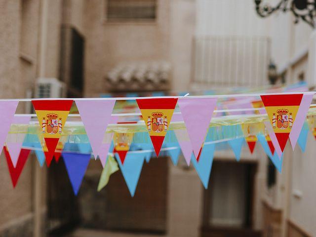 La boda de Mario y Ainhoa en Cartagena, Murcia 11