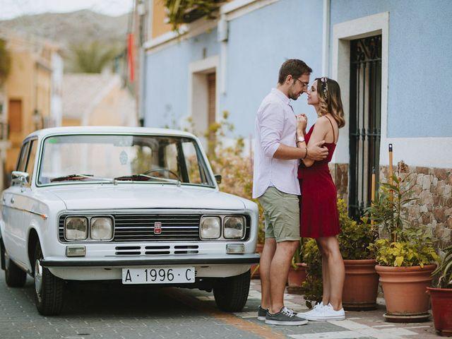 La boda de Mario y Ainhoa en Cartagena, Murcia 2