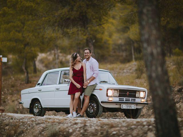 La boda de Mario y Ainhoa en Cartagena, Murcia 15