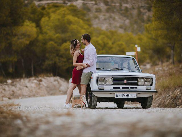 La boda de Mario y Ainhoa en Cartagena, Murcia 17