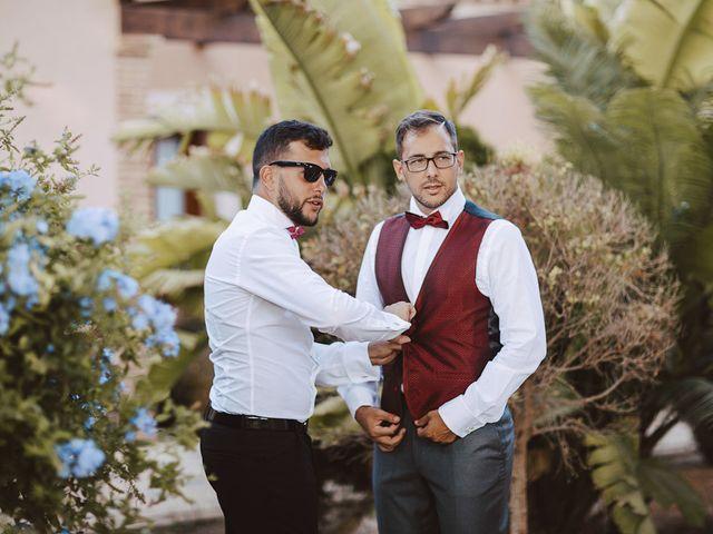 La boda de Mario y Ainhoa en Cartagena, Murcia 27