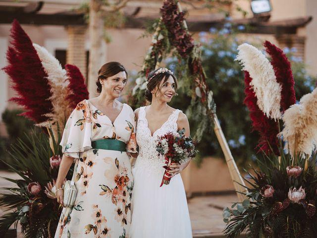La boda de Mario y Ainhoa en Cartagena, Murcia 58