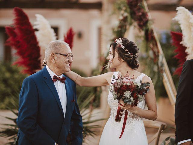 La boda de Mario y Ainhoa en Cartagena, Murcia 69