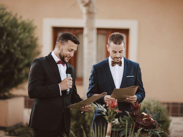La boda de Mario y Ainhoa en Cartagena, Murcia 74