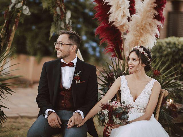 La boda de Mario y Ainhoa en Cartagena, Murcia 75