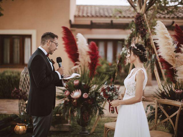 La boda de Mario y Ainhoa en Cartagena, Murcia 77