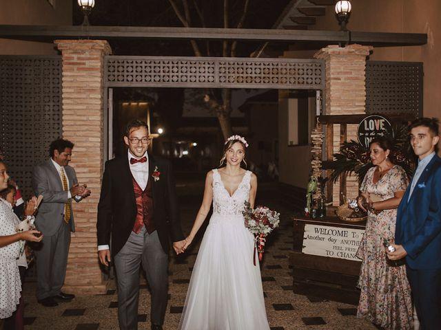 La boda de Mario y Ainhoa en Cartagena, Murcia 89