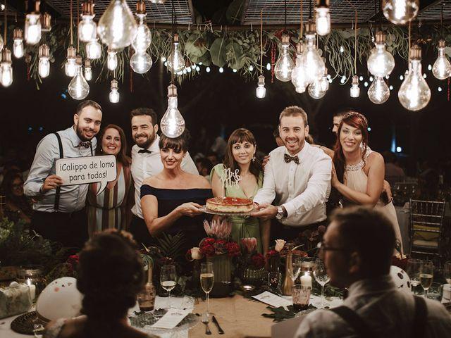 La boda de Mario y Ainhoa en Cartagena, Murcia 136