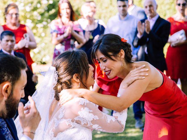 La boda de Ramón y Eva en Cambre, A Coruña 34